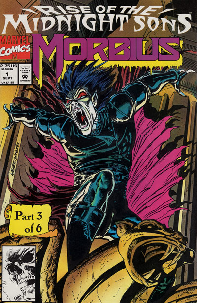 Morbius First Issue